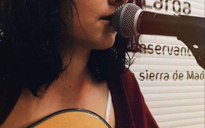 Concierto de Natalia Vega el próximo sábado 29 de septiembre